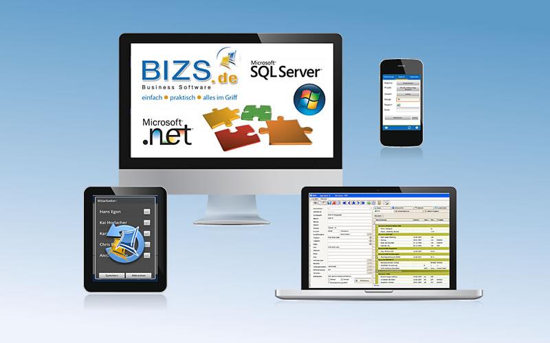 Bizs Info Software