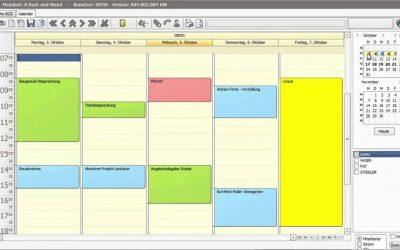 Alle Termine im Griff: Der Kalender