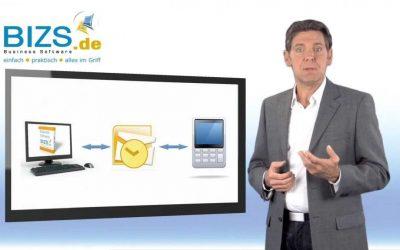 Synch mit Outlook und Smartphone