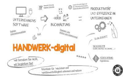 Handwerk digital: Vortrag beim EDV Forum in Sachsen Anhalt