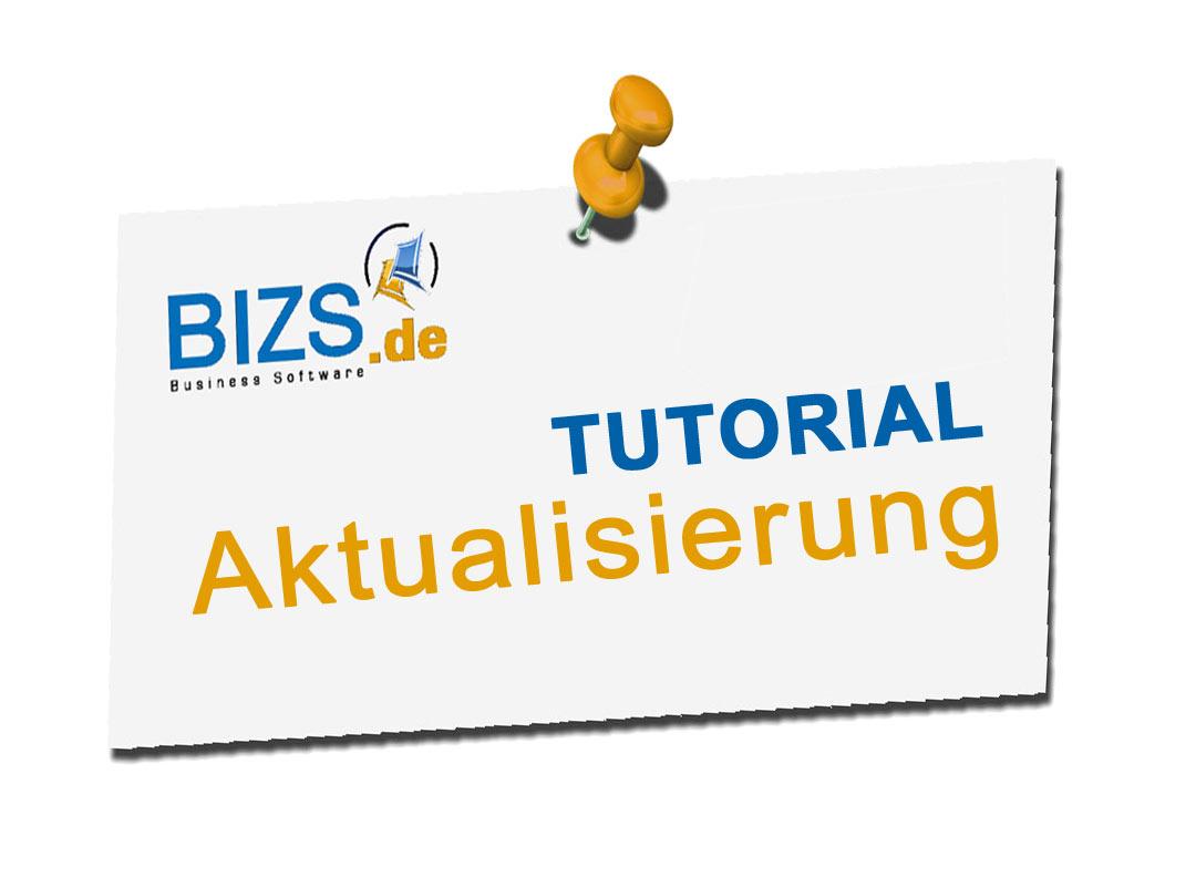 BIZS Tutorial Aktualisierung: News