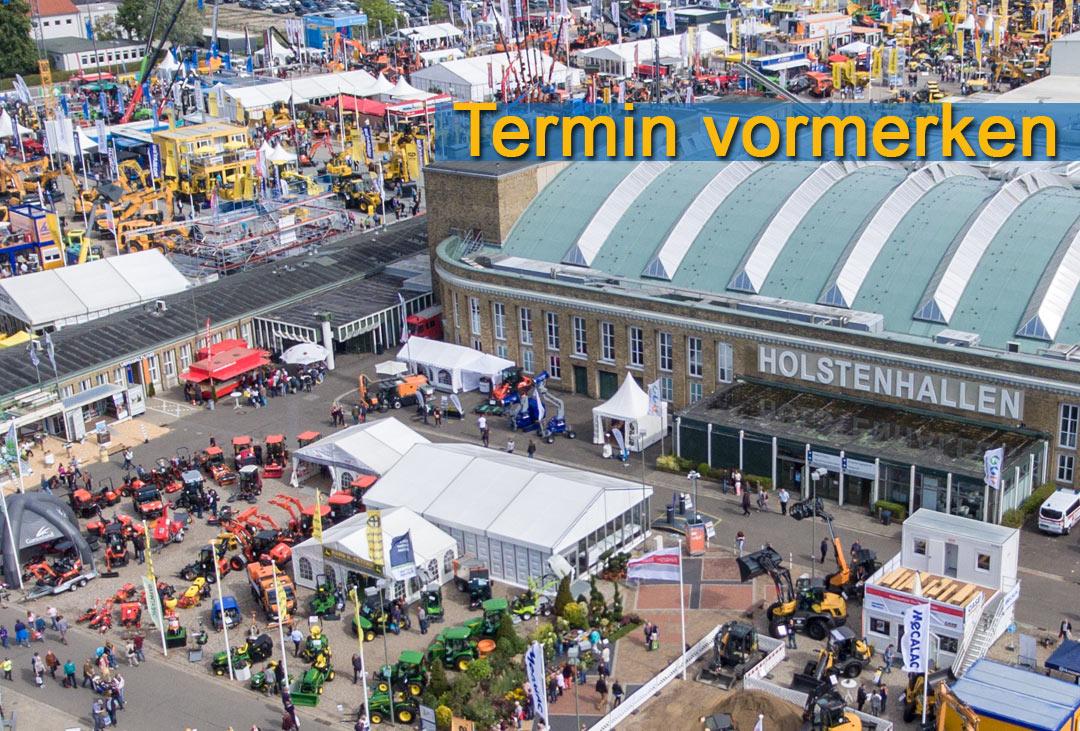 NordBau 2019 Messe Neumünster, Holstenhalle