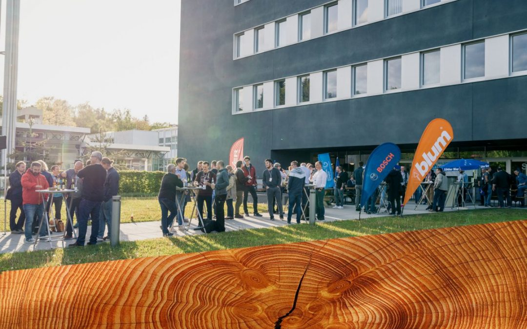 """Holz trifft Digital"" – Inno4wood Barcamp 2019"