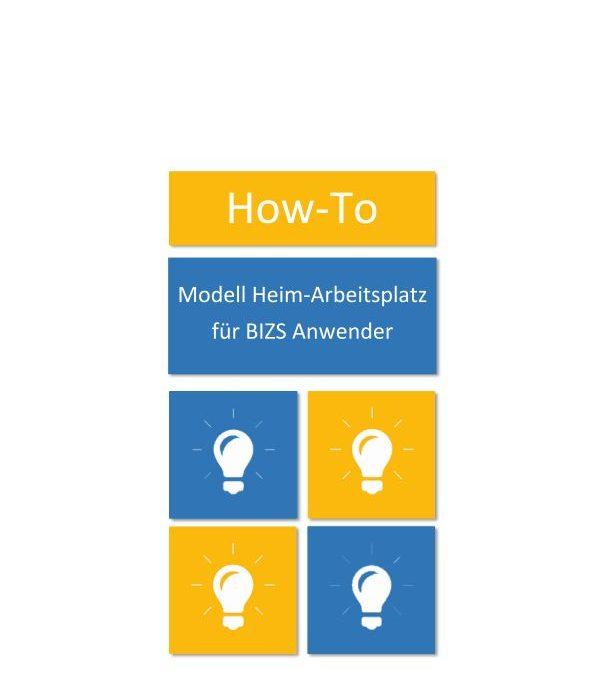 BIZS Heim-Arbeitsplatz einrichten (VPN, Remote-Desktop, RDP)